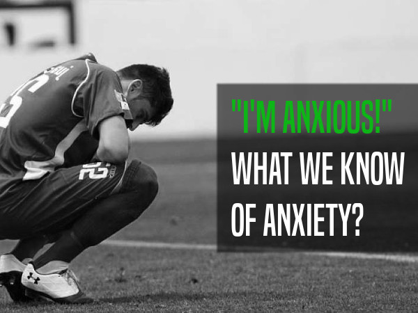 What a pain! What anxiety is and...