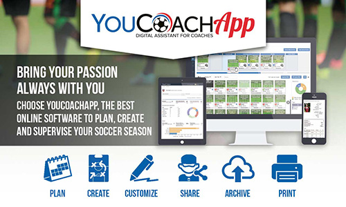YouCoachApp: The web app to professionally manage your team