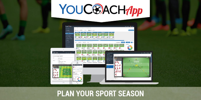 Lasciati guidare da YouCoachApp nella programmazione della tua stagione