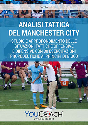 Analisi tattica del Manchester City