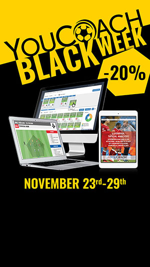 YouCoach Black Week 2020 20% discount