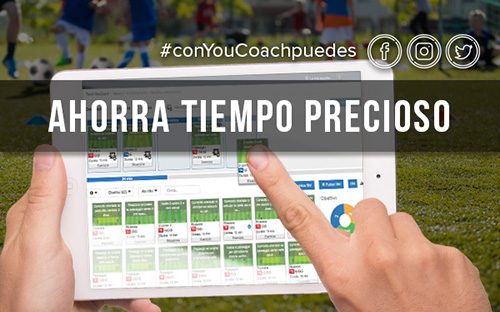 #ConYouCoachPuedes