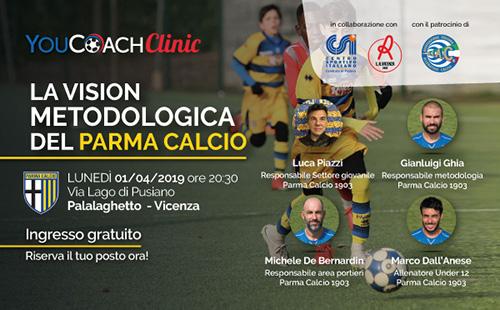 La vision metodologica del Parma Calcio