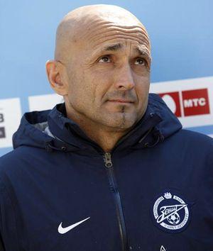 Luciano Spalletti Inter Zenit