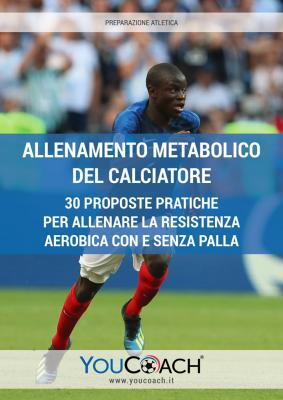 Allenamento metabolico del calciatore