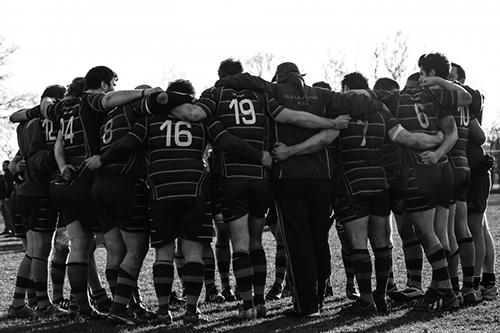 Gruppo unito calcio fare squadra