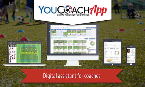 YouCoachApp - Digital Assistant for Coaches